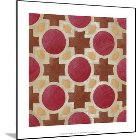Brilliant Symmetry IV-Chariklia Zarris-Mounted Premium Giclee Print