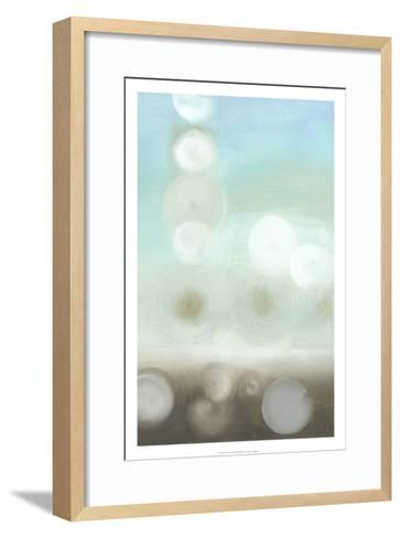 Dewdrops II-Jennifer Goldberger-Framed Art Print