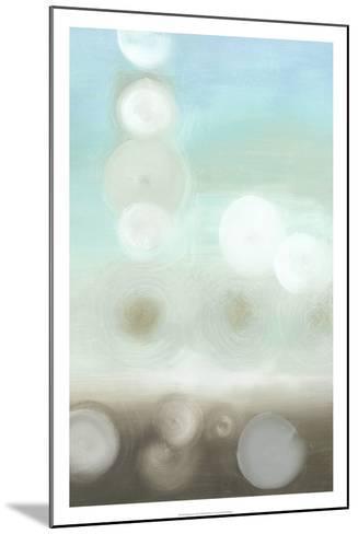Dewdrops II-Jennifer Goldberger-Mounted Premium Giclee Print