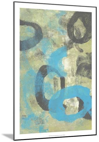 Roll-Out I-Jennifer Goldberger-Mounted Premium Giclee Print