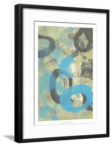 Roll-Out I-Jennifer Goldberger-Framed Art Print