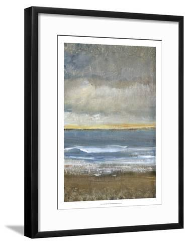 Between Land and Sea I-Tim OToole-Framed Art Print