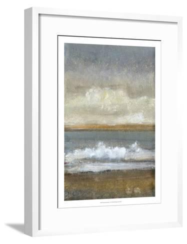 Between Land and Sea II-Tim OToole-Framed Art Print