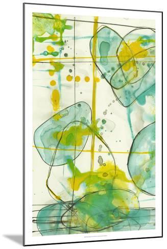 Splish Splash I-Jennifer Goldberger-Mounted Premium Giclee Print