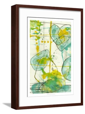 Splish Splash I-Jennifer Goldberger-Framed Art Print