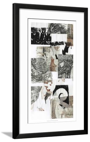 Reconstructed II-Jennifer Goldberger-Framed Art Print
