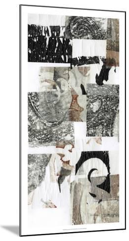 Reconstructed II-Jennifer Goldberger-Mounted Premium Giclee Print