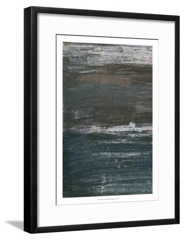 Sea Wall I-Charles McMullen-Framed Art Print