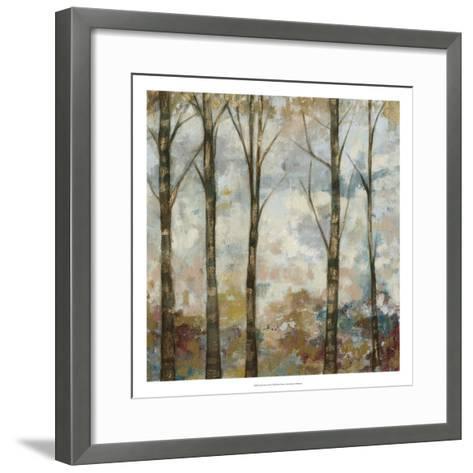 Aural Arbor I-Jennifer Goldberger-Framed Art Print