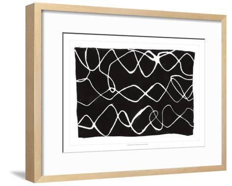 Frequency VI-Jennifer Goldberger-Framed Art Print