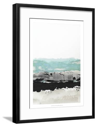 Permafrost II-Alicia Ludwig-Framed Art Print