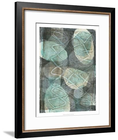 Lineage I-Jennifer Goldberger-Framed Art Print