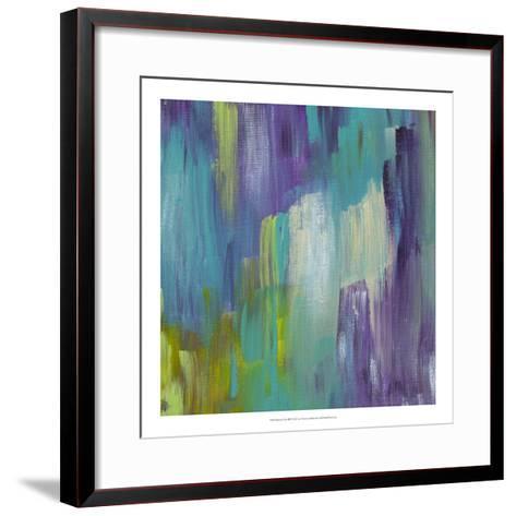 Brook's Path III-Lisa Choate-Framed Art Print