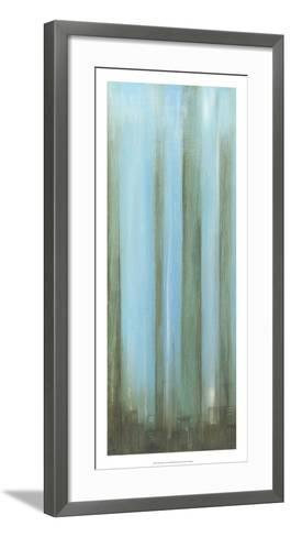 Sky Lights I-Jennifer Goldberger-Framed Art Print