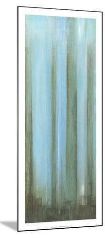 Sky Lights I-Jennifer Goldberger-Mounted Premium Giclee Print