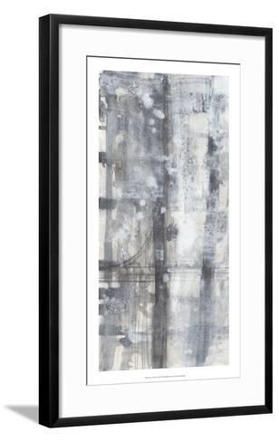 Grey Matter I-Jennifer Goldberger-Framed Art Print