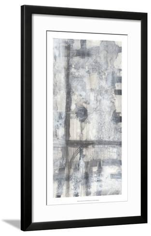 Grey Matter II-Jennifer Goldberger-Framed Art Print