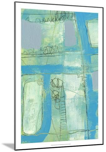 Fade in Fade Out I-Jennifer Goldberger-Mounted Premium Giclee Print