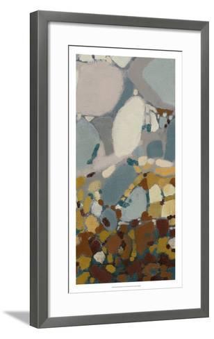 Deconstructed Mosaic II-Jennifer Goldberger-Framed Art Print