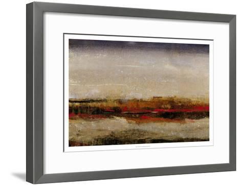Line of Descent I-Tim OToole-Framed Art Print