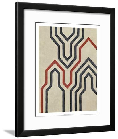 Diversion I-Chariklia Zarris-Framed Art Print