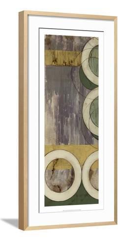 Concentric II-Jennifer Goldberger-Framed Art Print