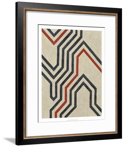 Diversion II-Chariklia Zarris-Framed Art Print