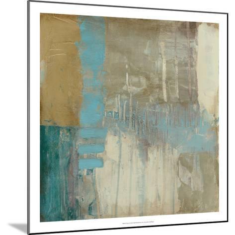 Shore I-Jennifer Goldberger-Mounted Premium Giclee Print