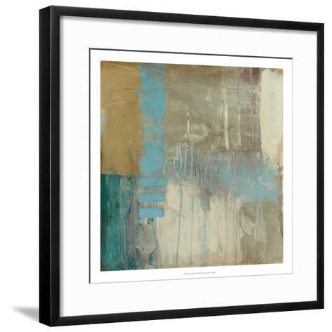 Shore I-Jennifer Goldberger-Framed Art Print