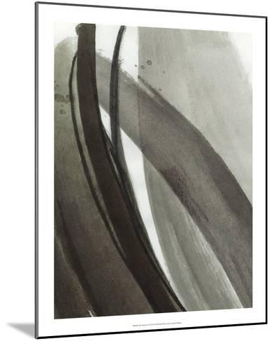 Ink Abstract I-Ethan Harper-Mounted Premium Giclee Print