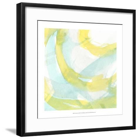Luminosity III-J^ Holland-Framed Art Print