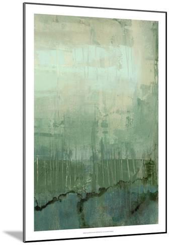Emerald Sky II-Jennifer Goldberger-Mounted Premium Giclee Print