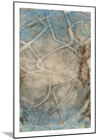 Pebbles I-Jennifer Goldberger-Mounted Premium Giclee Print