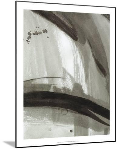 Ink Abstract II-Ethan Harper-Mounted Premium Giclee Print
