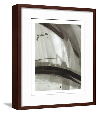 Ink Abstract II-Ethan Harper-Framed Art Print