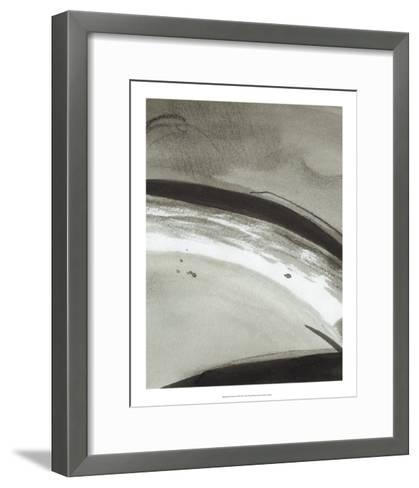 Ink Abstract III-Ethan Harper-Framed Art Print