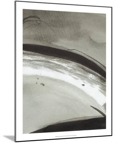 Ink Abstract III-Ethan Harper-Mounted Premium Giclee Print