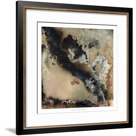 Pangea III-Kate Archie-Framed Art Print