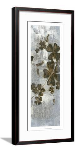 Flower Suspension II-Jennifer Goldberger-Framed Art Print