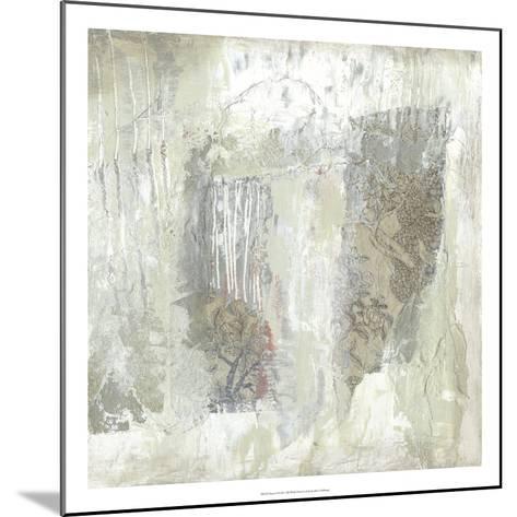 Stucco I-Jennifer Goldberger-Mounted Premium Giclee Print