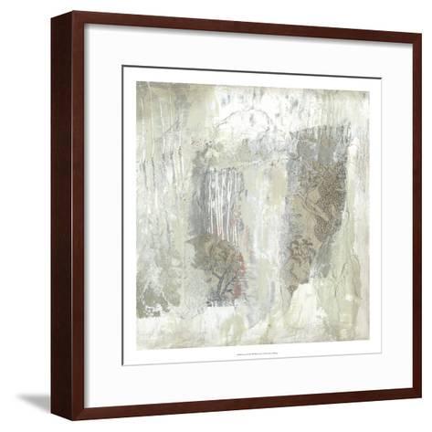 Stucco I-Jennifer Goldberger-Framed Art Print