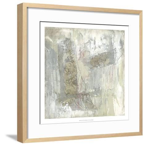 Stucco II-Jennifer Goldberger-Framed Art Print