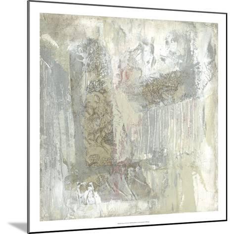 Stucco II-Jennifer Goldberger-Mounted Premium Giclee Print
