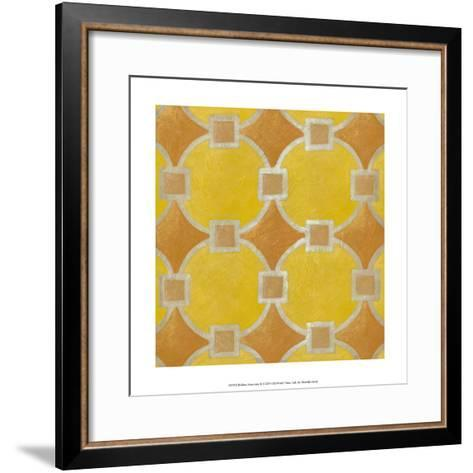 Brilliant Symmetry II-Chariklia Zarris-Framed Art Print