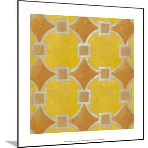 Brilliant Symmetry II-Chariklia Zarris-Mounted Premium Giclee Print