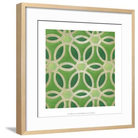 Brilliant Symmetry III-Chariklia Zarris-Framed Art Print