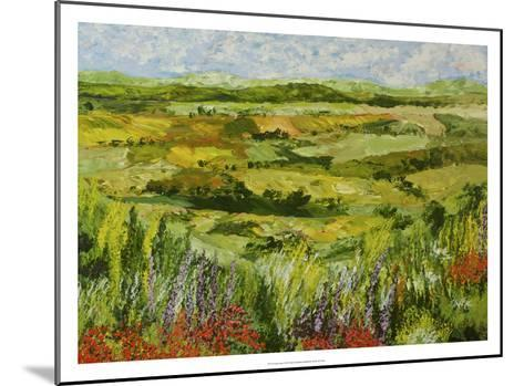 Flower Gate-Allan Friedlander-Mounted Premium Giclee Print