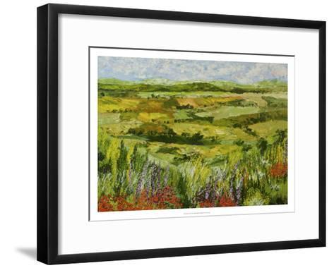 Flower Gate-Allan Friedlander-Framed Art Print