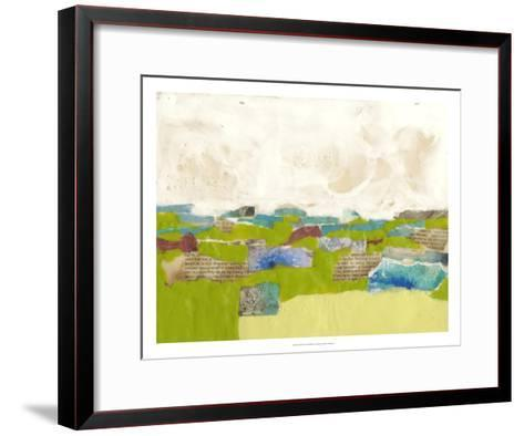 Field Day I-Jennifer Goldberger-Framed Art Print