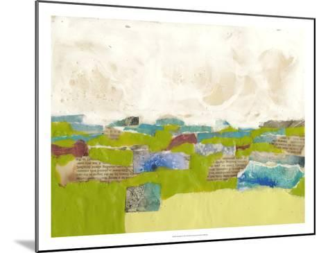 Field Day I-Jennifer Goldberger-Mounted Premium Giclee Print